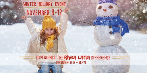 Rhea Lana's of the Northland - Winter Holiday Event