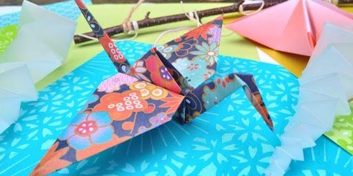 Japanese Origami Winter Workshop