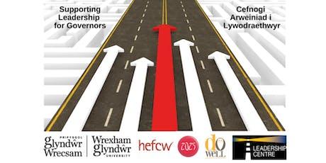 Supporting Leadership for Governors / Cefnogi Arweiniad i Lywodraethwyr tickets