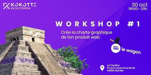 Kokotte with La Cantine - Crée la charte graphique de ton produit web