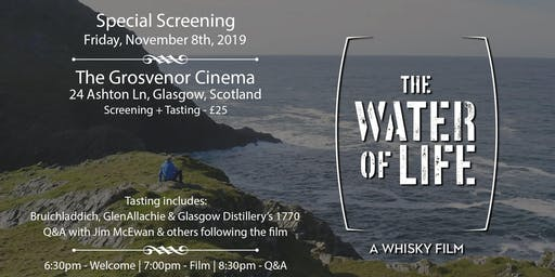 The Water of Life Screening