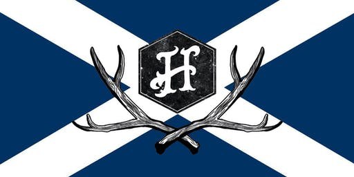 St Andrews Day at Highlander 2019