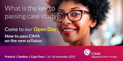 CIMA Open Day IBTC Johannesburg