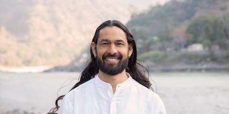 Retraite 3 Jours avec Yogi Ram, Maître Yogi Indien ENGLISH et FRANCAIS billets