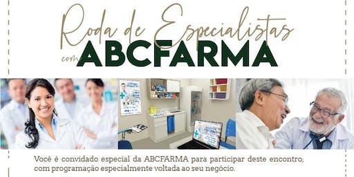 Roda de Especialistas com ABCFARMA