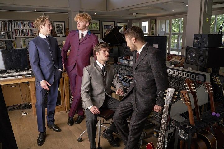 DASHING EVENT: Tailoring Secrets about The Beatles Suits image