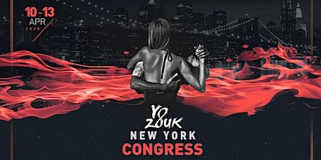 YoZouk New York Congress tickets