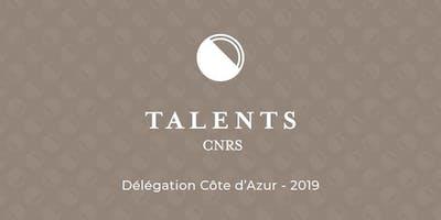 Talents CNRS 2019
