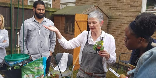 Introduction to Therapeutic Horticulture for Health and Care Professionals