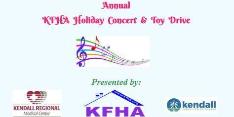 Annual KFHA Holiday Concert & Toy Drive