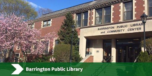 Taxes in Retirement Seminar: Barrington Public Library
