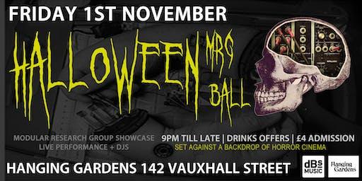 Halloween MRG Ball