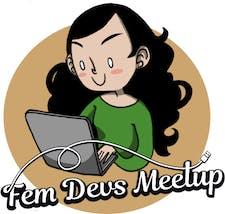 #FemDevsMeetup logo