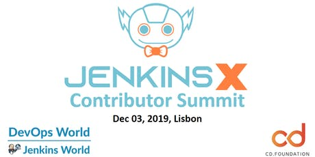 Jenkins X Contributor Summit 2019 - Lisbon, Portugal tickets