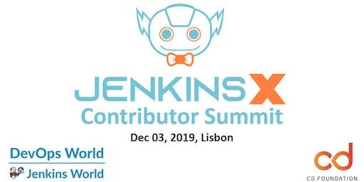 Jenkins X Contributor Summit 2019 - Lisbon, Portugal