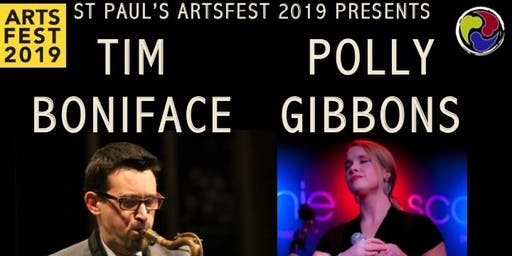 St. Paul's ArtsFest Jazz Concert featuring Tim Boniface & Polly Gibbons