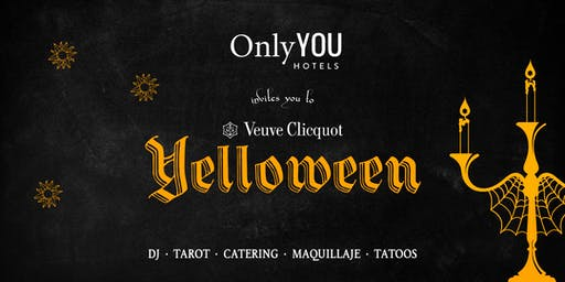 YELLOWEEN AT ONLY YOU BOUTIQUE HOTEL