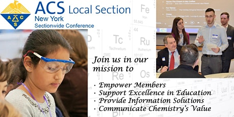 Sectionwide Conference of the New York ACS tickets