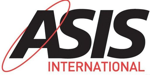 ASIS  Azalea Chapter Lunch Meeting -  Friday  November 15 11:30 am -1:00 pm