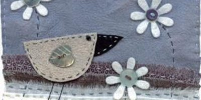 Textile Therapy   Textile Art to Take Your Mind Off Things