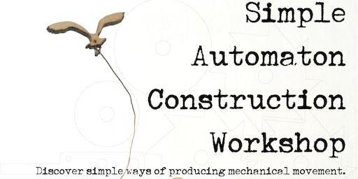 Simple Automaton Construction Workshop