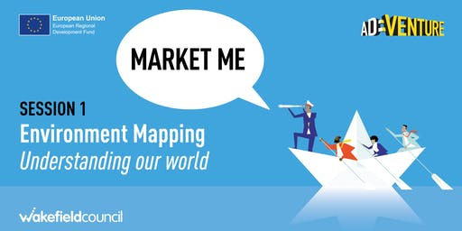 MARKET ME: Environment Mapping - Understanding our world
