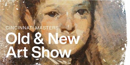 Greenacres Artist Guild Show: Cincinnati Masters Old & New - Gallery Hours