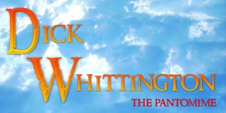 Dick Whittington Panto at the Marriott V&A! tickets