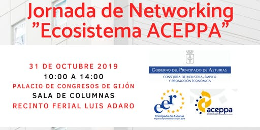 """JORNADA DE NETWORKING """"ECOSISTEMA ACEPPA"""""""