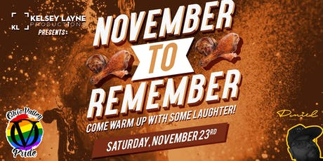 November to Remember: A Standup Comedy Showcase tickets
