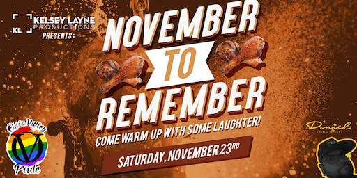 November to Remember: A Standup Comedy Showcase
