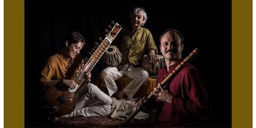 JUGALBANDI TRIO - CONCERTO DI MUSICA CLASSICA INDIANA