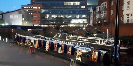 Birmingham Centre RCTA Christmas Floating Market 5th to 8th December 2019 tickets