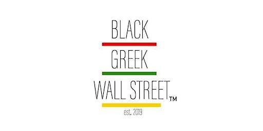 Black Greek Wall Street