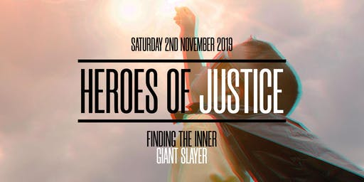 Heroes Of Justice Kid's Conference