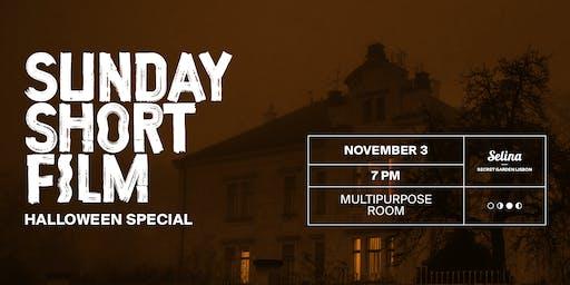 Sunday Short Film - Halloween Special