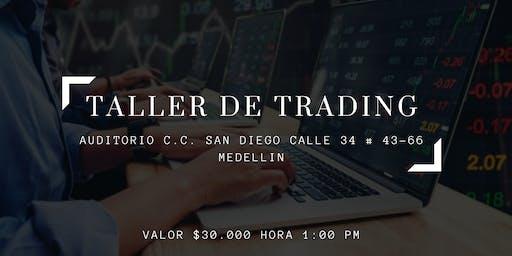 Taller de Trading avanzado