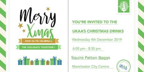 UKAA Christmas Drinks - Manchester tickets