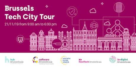 Brussels Tech City Tour tickets