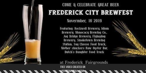 Frederick City's 1st Hyperlocal Brewfest