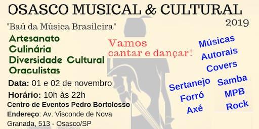 Osasco Musical & Cultural 2019