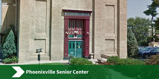 Taxes in Retirement Seminar: Phoenixville Senior Center