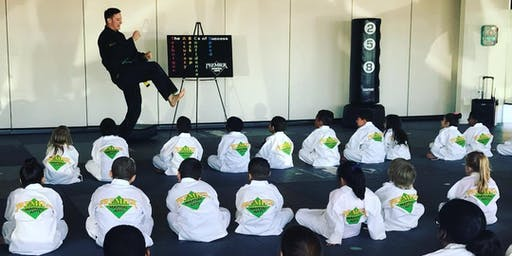 Children's Beginners Martial Arts Class Franklin Oct. 26th