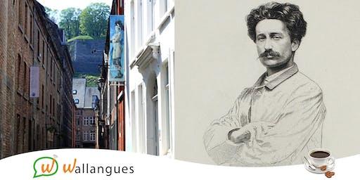 Café-Langues + Visite du Musée Félicien Rops - Namur