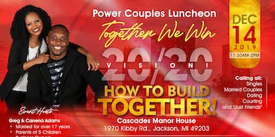 Power Couples Luncheon