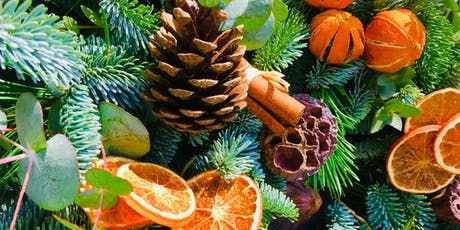 Christmas Wreath Making Workshop and Festive Buffet tickets
