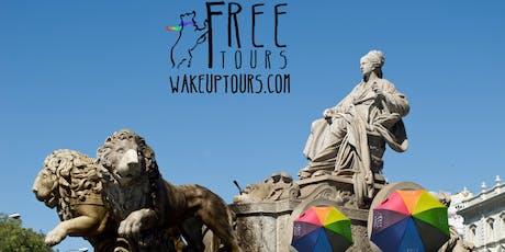 FREE TOUR: EL MADRID DE LOS BORBONES entradas