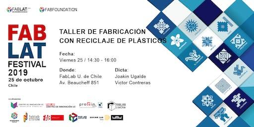 Taller de Fabricación con Reciclaje de Plásticos