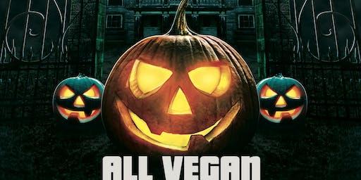 Vegan Haunted House
