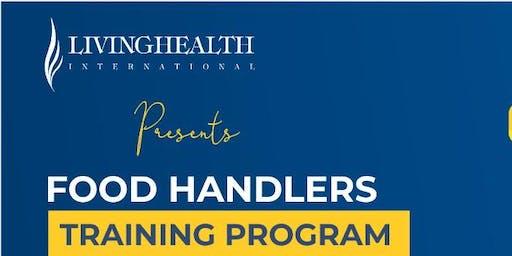 Food Handlers Training Programme